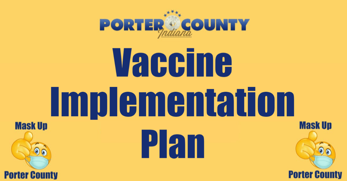 Vaccine Implementation Plan Page Banner