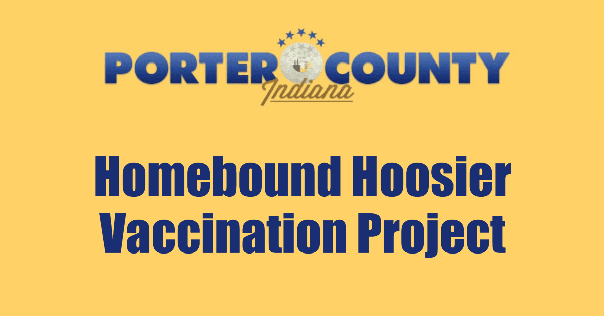 Homebound Hoosier Vaccination Project Page Banner