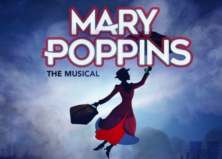 Mary Poppins The Musical Logo