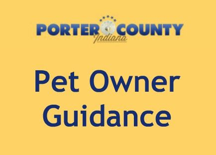 Pet Owner Guidance