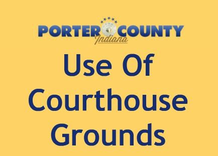 Use of Courthouse Grounds