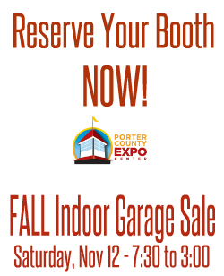 Fall Garage Sale Poster