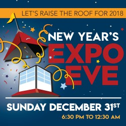 New Year Expo Eve Event Logo