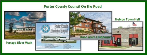 Porter County Council on the Road