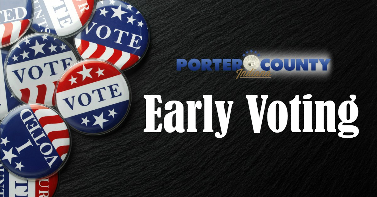 Early Voting Page Banner