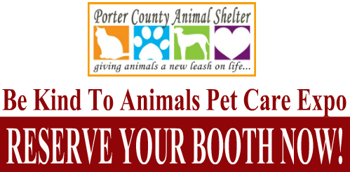 Be Kind To Animals Event Booth Rental Poster